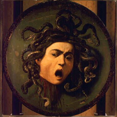 Legend Has It That Looking Directly At Medusa Would Turn You Into Stone Some People Think Represents A Kind Of Nihilistic Outlook On The World